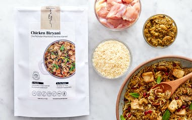 Instant Pot Chicken Biryani Meal Kit