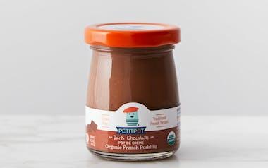 Organic Chocolate Pot de Crème