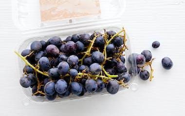 Organic Seedless Autumn Royale Black Grapes