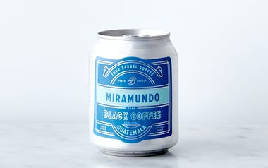 Guatemalan Miramundo Cold Coffee