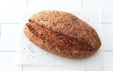 Wheat-Free Sesame & Poppyseed Baguette