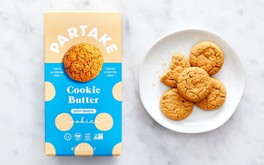Soft Baked Cookie Butter Cookies