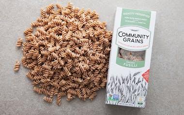 Organic Whole Grain Fusilli Pasta