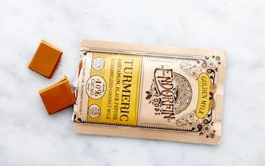 Golden Milk Chocolate Bar