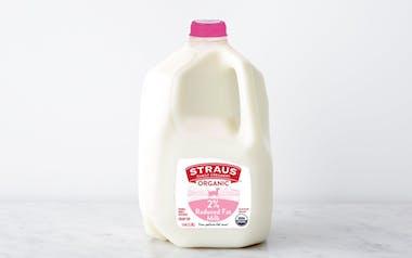 Organic 2% Reduced Fat Milk