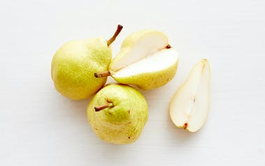 Organic Bartlett Pear Trio