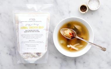 Qing Ji Tong: Herbal Chicken Soup