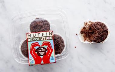 Cha Cha Cha Paleo Muffins (Frozen)