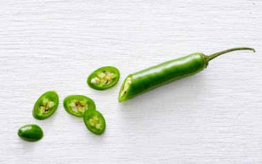 Organic & Fair Trade Serrano Pepper (Mexico)