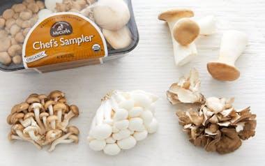 Organic Chef's Sampler
