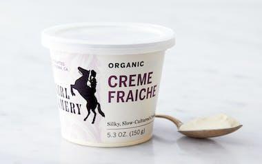 Organic Crème Fraîche