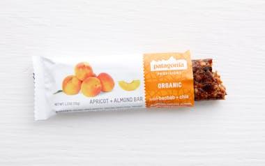 Organic Apricot & Almond Bar