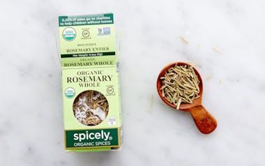 Organic Whole Rosemary