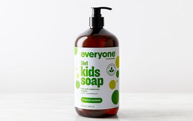 Tropical Coconut Twist Kids 3 in 1 Soap
