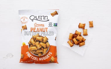 Peanut Butter Pretzel Nuggets