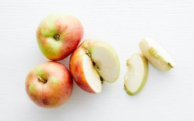 Organic & Biodynamic Red Gravenstein Apple Trio