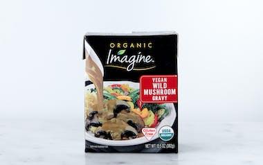 Organic Vegan Wild Mushroom Gravy