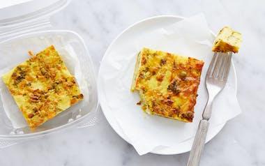 Potato & Sweet Onion Kuku Frittata