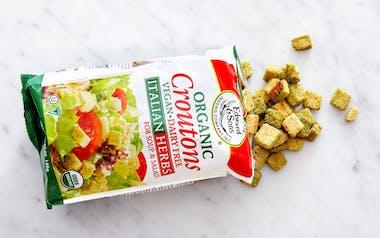 Organic Italian Herb Croutons