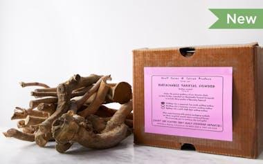 Organic Fig Firewood with Kindling
