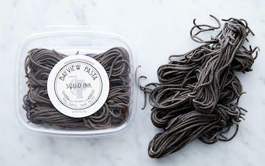 Squid Ink Spaghettoni