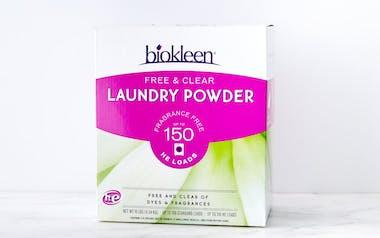 Free & Clear Laundry Powder