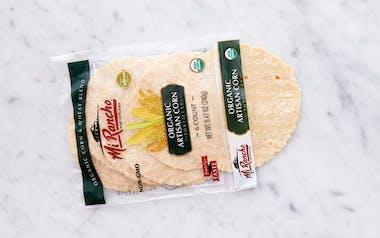 Organic Artisan Corn Tortillas