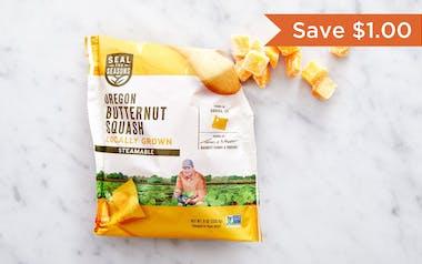 Oregon Frozen Butternut Squash
