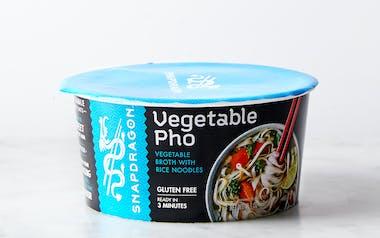 Vegetable Pho Noodle Bowl