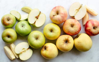 Stan Devoto's Organic Apples of the Week