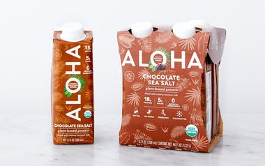 Chocolate Plant Based Protein Drink