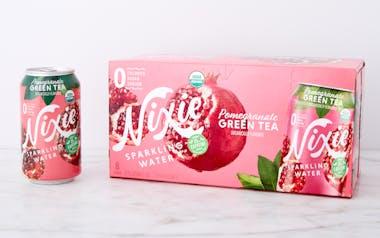 Pomegranate Green Tea Organic Sparkling Water