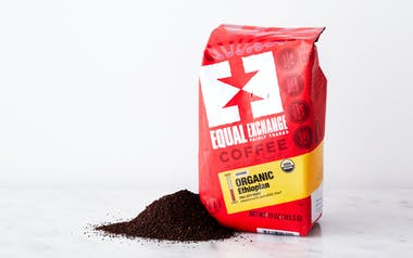 Organic Ethiopian Ground Coffee