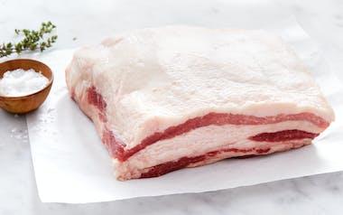 Iberico Pork Belly Skin-Off (Frozen)