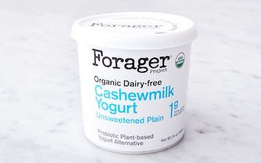 Organic Unsweetened Cashew Yogurt