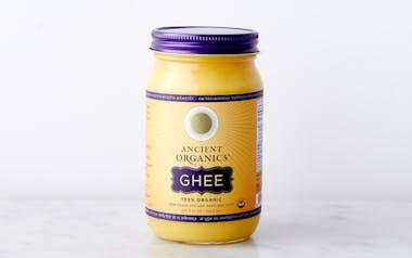 Organic Grass-Fed Ghee