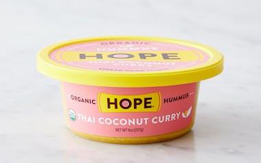 Organic Thai Coconut Curry Hummus