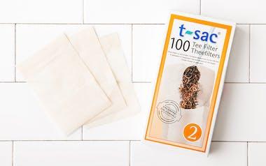 T-sac Loose Leaf Tea Filters