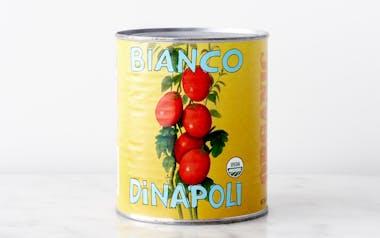 Organic Whole Peeled Tomatoes with Basil