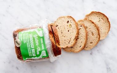 Gluten-Free Olive & Herb Sourdough Boule