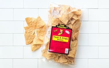 Thick & Crispy Gruesos Tortilla Chips