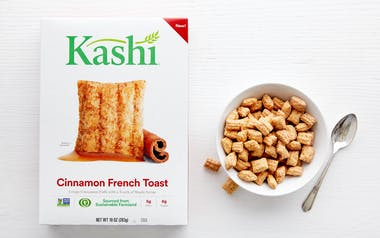Cinnamon French Toast Cereal
