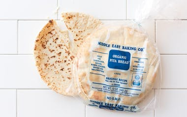 Organic Pita Bread