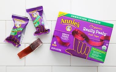 Organic Bendy Berry Fruit Tape (Vegan)