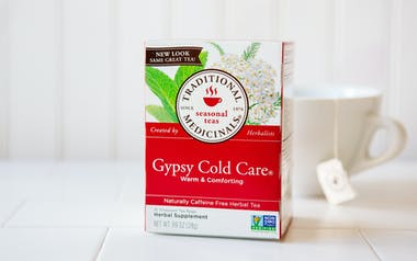 Gypsy Cold Care Tea Bags