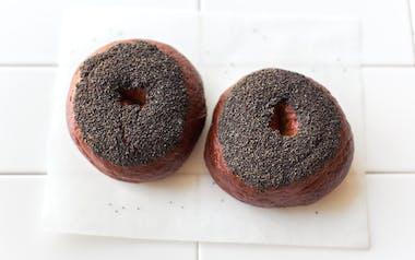 Paleo Poppy Bagels