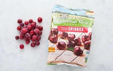 Organic Frozen Cherries