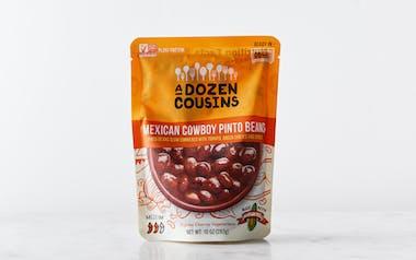 Mexican Cowboy Pinto Beans