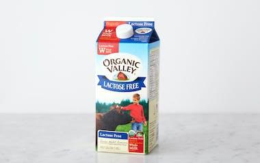 Lactose-Free Organic Whole Milk