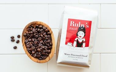 Ruby's Roast Water Processed Decaf